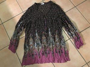 Ulla Popken Tunique-blouse multicolore