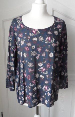 Tunique-blouse multicolore viscose