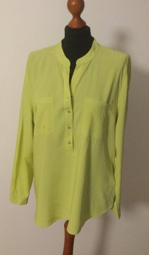 Gerry Weber Long Blouse olive green-meadow green