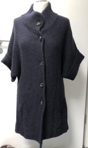 Bernd Berger Giacca di lana blu scuro