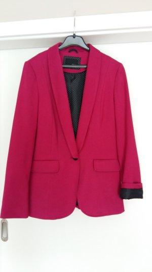 Edler Blazer in Pink, Marke Next, Größe 38, Smoking-Form