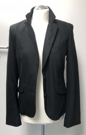 Edler Blazer von Hugo Boss, schwarz, Gr. 38, Top Zustand