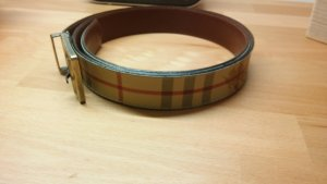 Burberry Belt light brown-beige