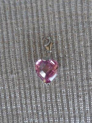 Bedel zilver-roze Zilver
