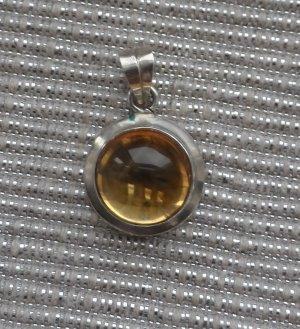 edler Cirin Anhänger aus 925 Silber wenig getragen