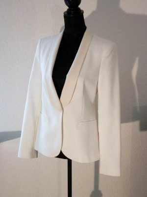 Edler Designer Smoking Tuxedo Blazer Jacke Fashion Blogger Moss Style NEU Satin