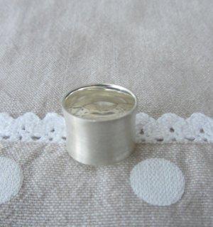 edler Esprit Bandring aus 925 Silber Gr. 16 (51) wenig getragen