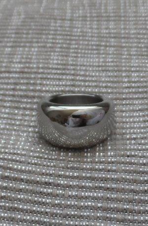 edler Esprit Ring Gr. 17 aus Edelstahl ESRG12426A nur 2 x getragen NP 49.90 €