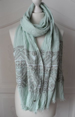 Esprit Scarf mint cotton