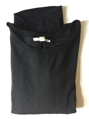 Edler Glitzer-Pullover mit offenem Rücken von Esprit, Gr. S