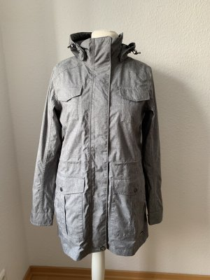 Lands' End Heavy Raincoat grey