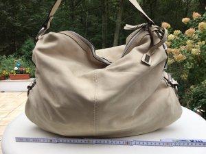abro Carry Bag oatmeal leather