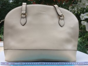 Goldpfeil Handbag cream leather