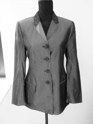 Edler JOOP Blazer Blogger Moss Style 80er 70er Glanz Retro Vintage Jacke 36