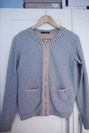 Liu jo Sweat Jacket multicolored cotton