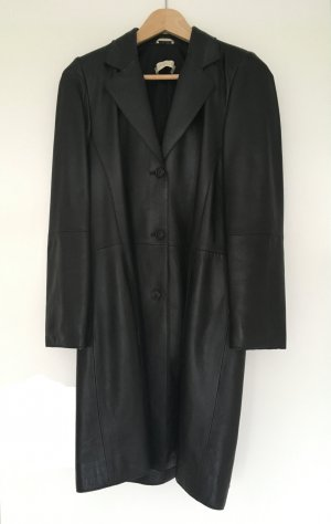 edler Mantel aus Nappaleder