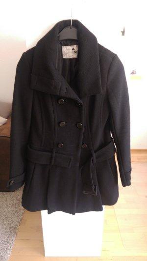 Edler Mantel aus Wolle