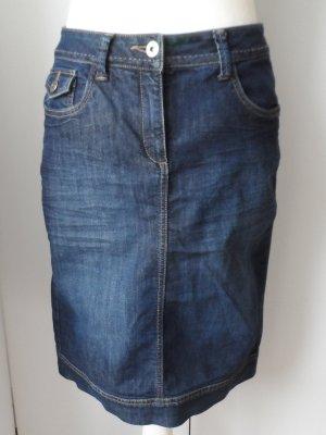 edler More & More Pure Jeansrock Gr. 38 nur wenige Male getragen