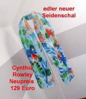 edler neuer Seidenschal ca 180x40 cm von Cynthia Rowley