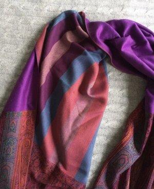 Pashmina dark violet-violet