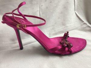 Escada Hoge hakken sandalen roze