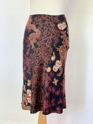 Strenesse Silk Skirt multicolored