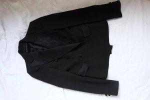 Edler schwarzer Smoking Blazer von Zara