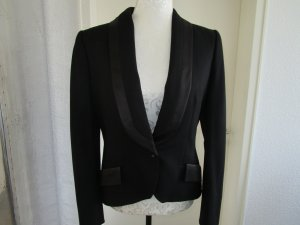 Madeleine Blazer smoking nero Viscosa
