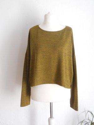 Edler Überzieher Oversize Pullover Gr. 46/48
