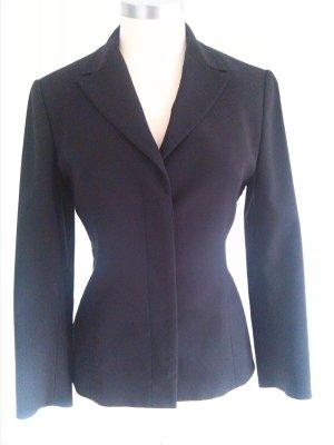 Edler Versace Blazer in schwarz