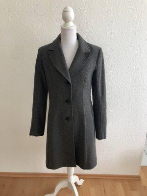 Ivanka Trump Manteau en laine gris-gris foncé