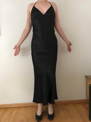Edles Abendkleid schwarz