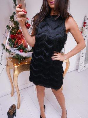 Edles Ballkleid Abendkleid Cocktailkleid Partykleid Festliches Kleid Theater Midikleid Minikleid freie Schulter Weihnachten Silvester S-L