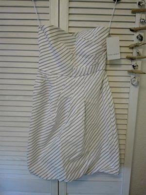 Edles Bandeau-Ballonkleid von Zara mit Etikett