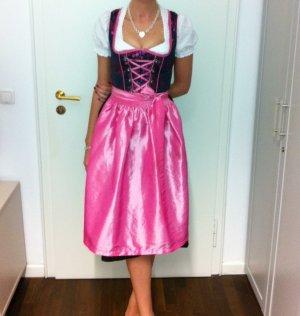 Berghaus Traditional Dress pink-black