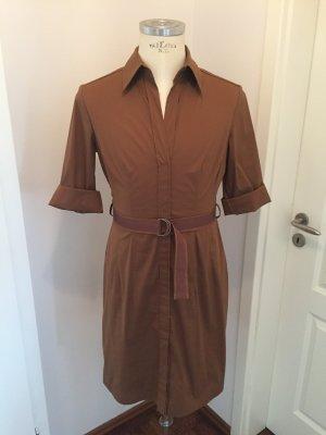 Edles braunes Kleid von Hugo Boss