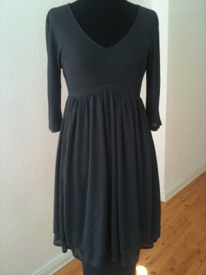 edles Chiffon Kleid von Minx by Eva Lutz- 2 teilig mit langem schmalen Rock