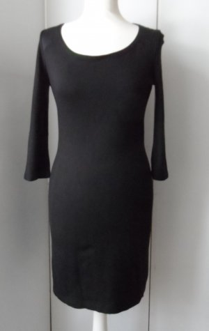 de.corp by Esprit Mini Dress black mixture fibre