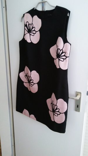 Hallhuber Sheath Dress black-pink