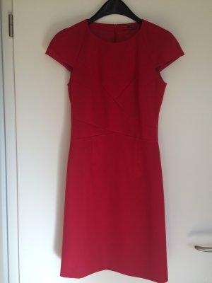 Edles Herbst-/Winter-Kleid, HUGO, rot, 34