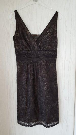 Edles Kleid aus Spitze von Esprit Collection, Gr. 36