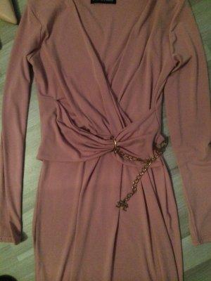 Jersey Dress dusky pink