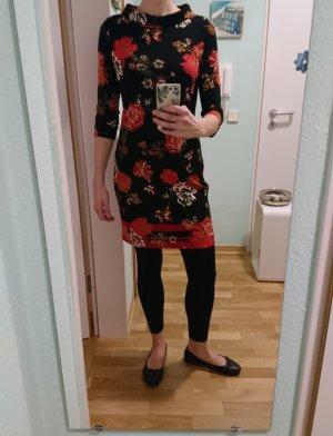s.Oliver Stretch jurk veelkleurig Polyester