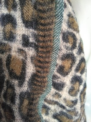 Becksöndergaard Sciarpa di lana marrone-beige