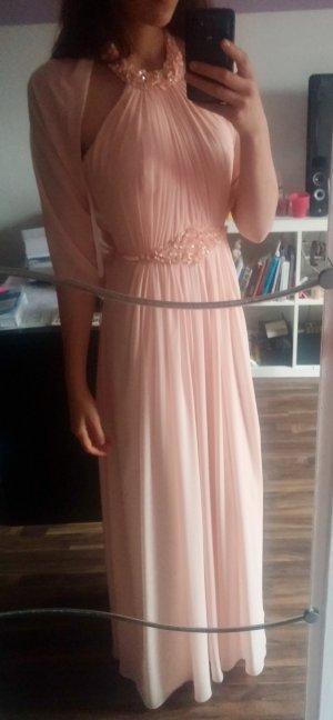 Edles Neckholder Abendkleid/Abiballkleid