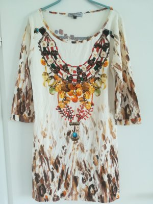 Edles, neuwertiges Minikleid/Longshirt von RAOUL KLEIN, GR. M, Viskose