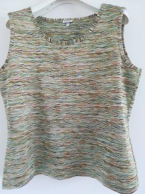Lebek Crochet Top multicolored