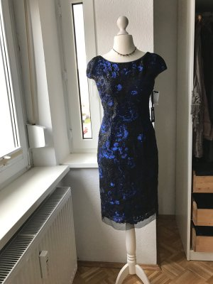 Edles Pailletten-Dress von Vera Wang