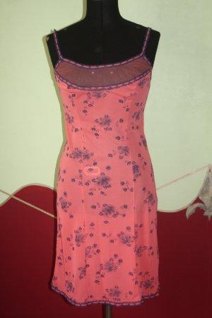 Vestaglia albicocca-blu