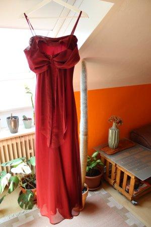 Edles rotes Kleid von Peek und Cloppenburg